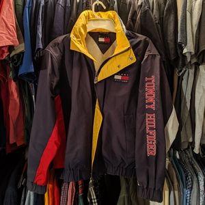 Vintage 90's Tommy Hilfiger Light Jacket